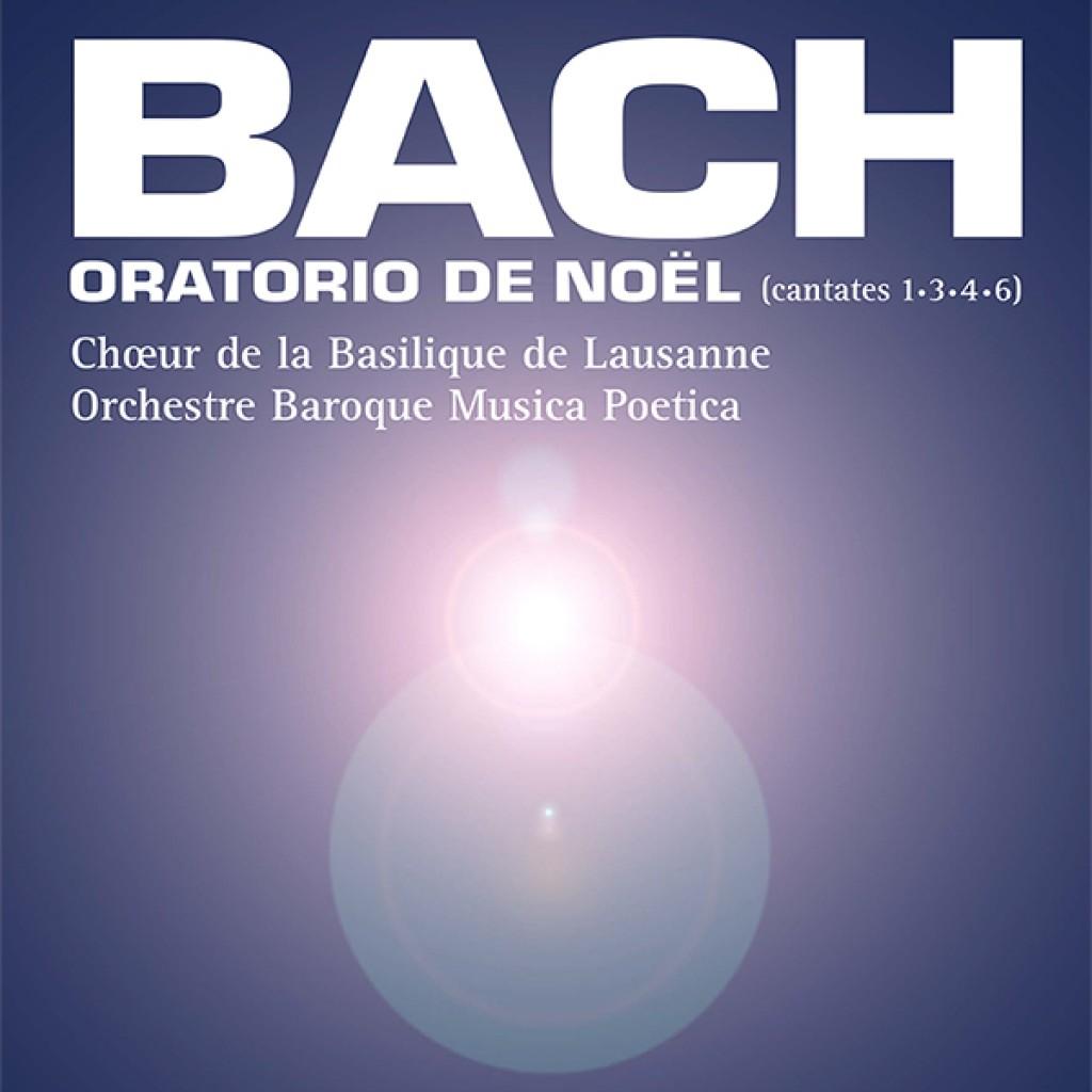 Bach – Oratorio de Noël