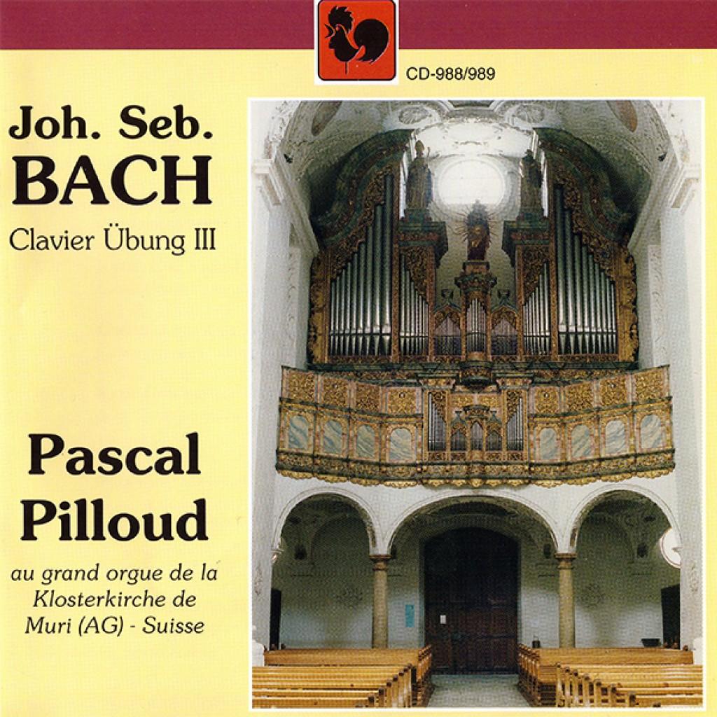 Bach – Clavierübung III