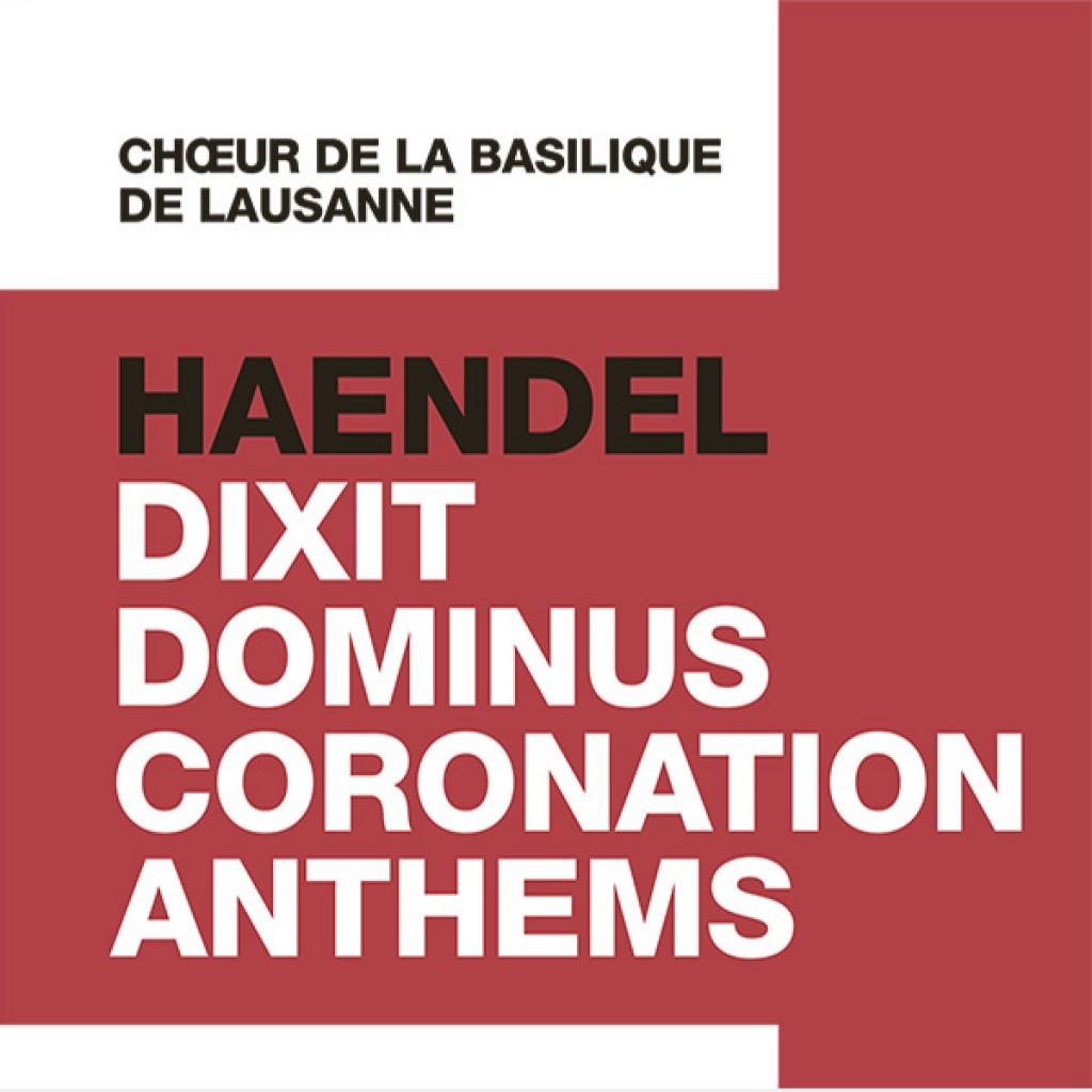 Haendel – Dixit Dominus / Coronation anthems