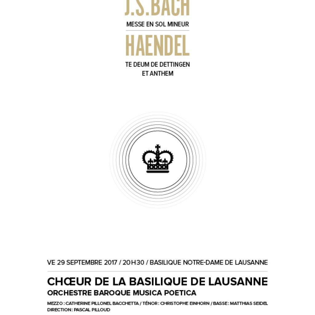 Bach – Messe en sol mineur